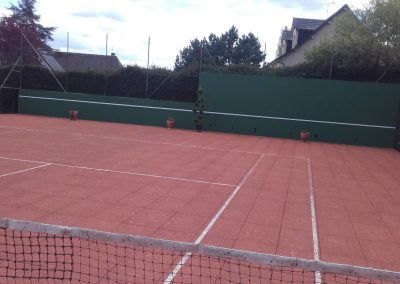 Entretien tennis clerdal à Saint-Just