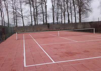 Entretien Tennis Clerdal à Arnouville